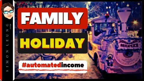 How To Make Money While Traveling With Family On Holiday Trips (BEST Automated Online Business!)