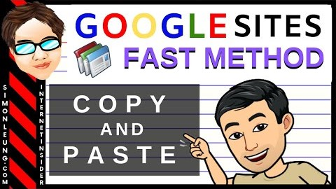How To Copy A Google Site (Step-By-Step Tutorial)