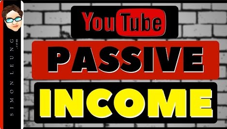 YOUTUBE! How To Make Passive Income?