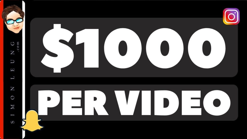 Make USD $1000 PER VIDEO With Snapchat & Instagram! (Compilation Videos YouTube Channel Case Study)