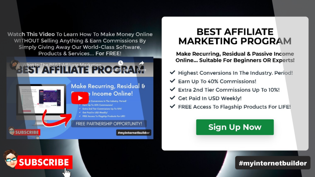 what is the best affiliate marketing program for beginners