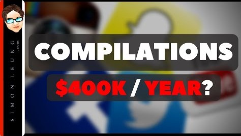 Can You Make Money From Compilations On YouTube? (Instagram, Tik Tok, Facebook, Twitter, Snapchat!)