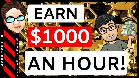 I Need To Make 1000 Dollars Today! (Earn 1000 Per Hour NOW...)
