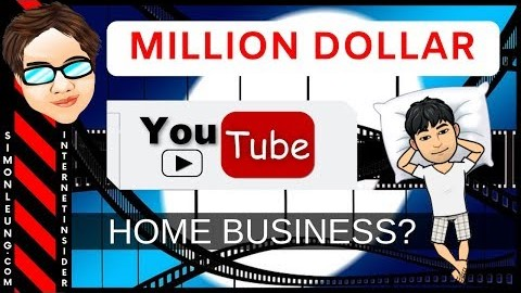Million Dollar YouTube Home Business? (How Much Can YouTubers Make In 2019)