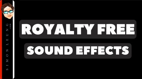 Where To Find ROYALTY FREE Sound Effects (Background Sounds For Videos - NO Copyright!)