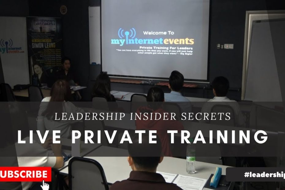 simon leung leadership insider secrets