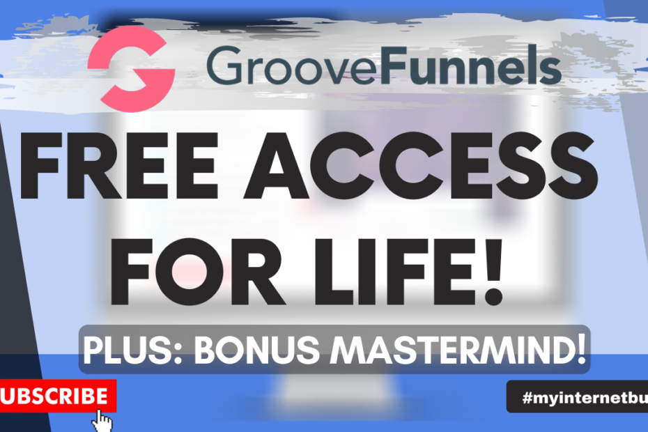 GrooveFunnels Launch 2020 FREE Lifetime Account (Limited Time Only!) FREE MASTERMIND BONUS!